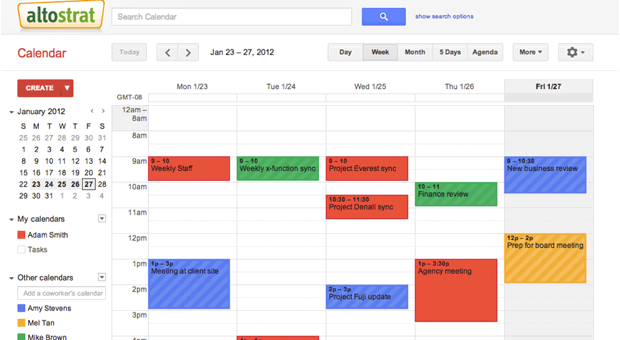 Manage Meetings Online With Google Calendar Danipa